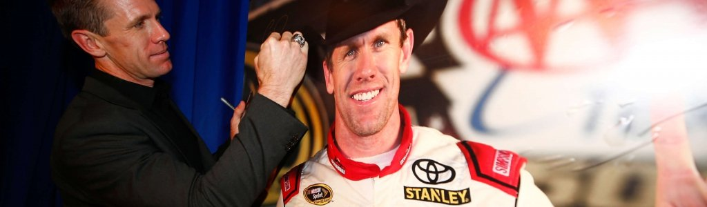 Carl Edwards says he misses NASCAR racing; it's 'getting harder' to remain away from the track