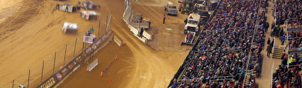 2019 Gateway Dirt Nationals track layout changes