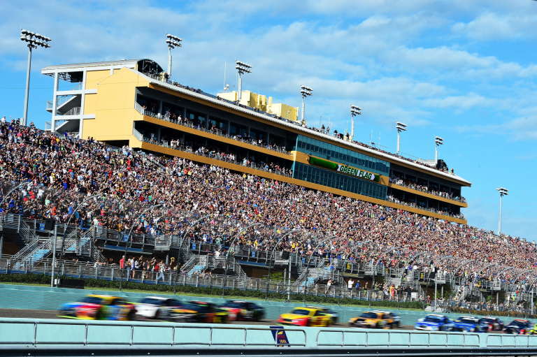 Homestead-Miami Speedway - NASCAR Cup Series