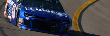 Jimmie Johnson; Fernando Alonso talk the details of the seat swap
