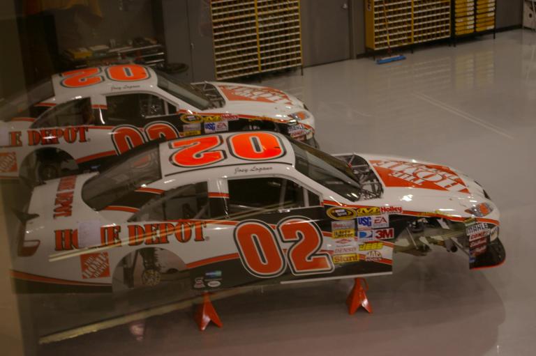 Joey Logano #02 - Joe Gibbs Racing - 2008 NASCAR Cup Series