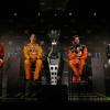 Joey Logano, Kyle Busch, Martin Truex Jr and Kevin Harvick - 2018 NASCAR Championship 4