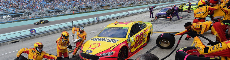 Roger Penske talks the signing of Joey Logano