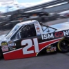 Johnny Sauter at Texas Motor Speedway