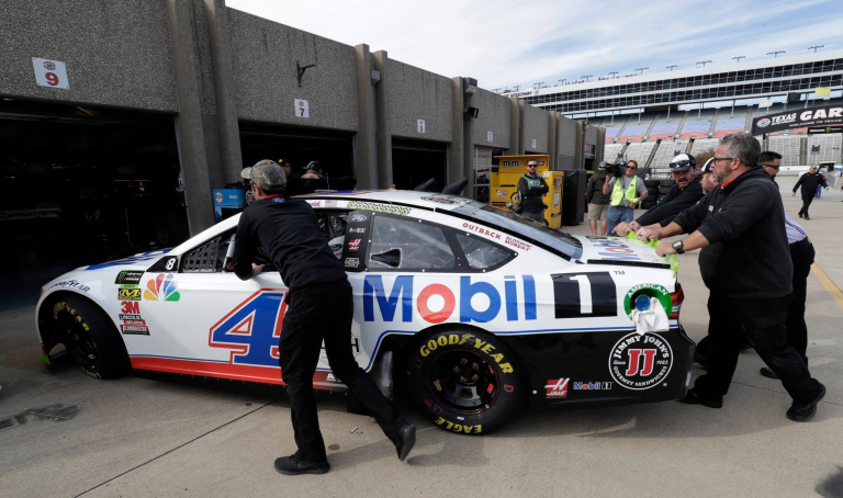 Kevin Harvick - Texas Motor Speedway - NASCAR Cup Series