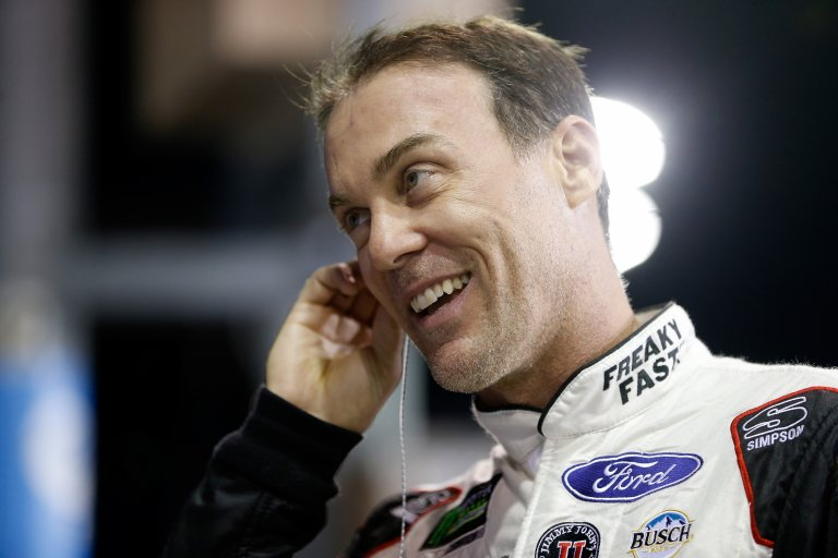 Kevin Harvick at Homestead-Miami Speedway