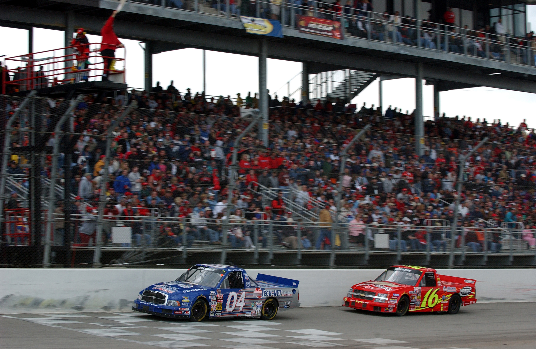 Mansfield Motor Speedway - NASCAR Truck Series