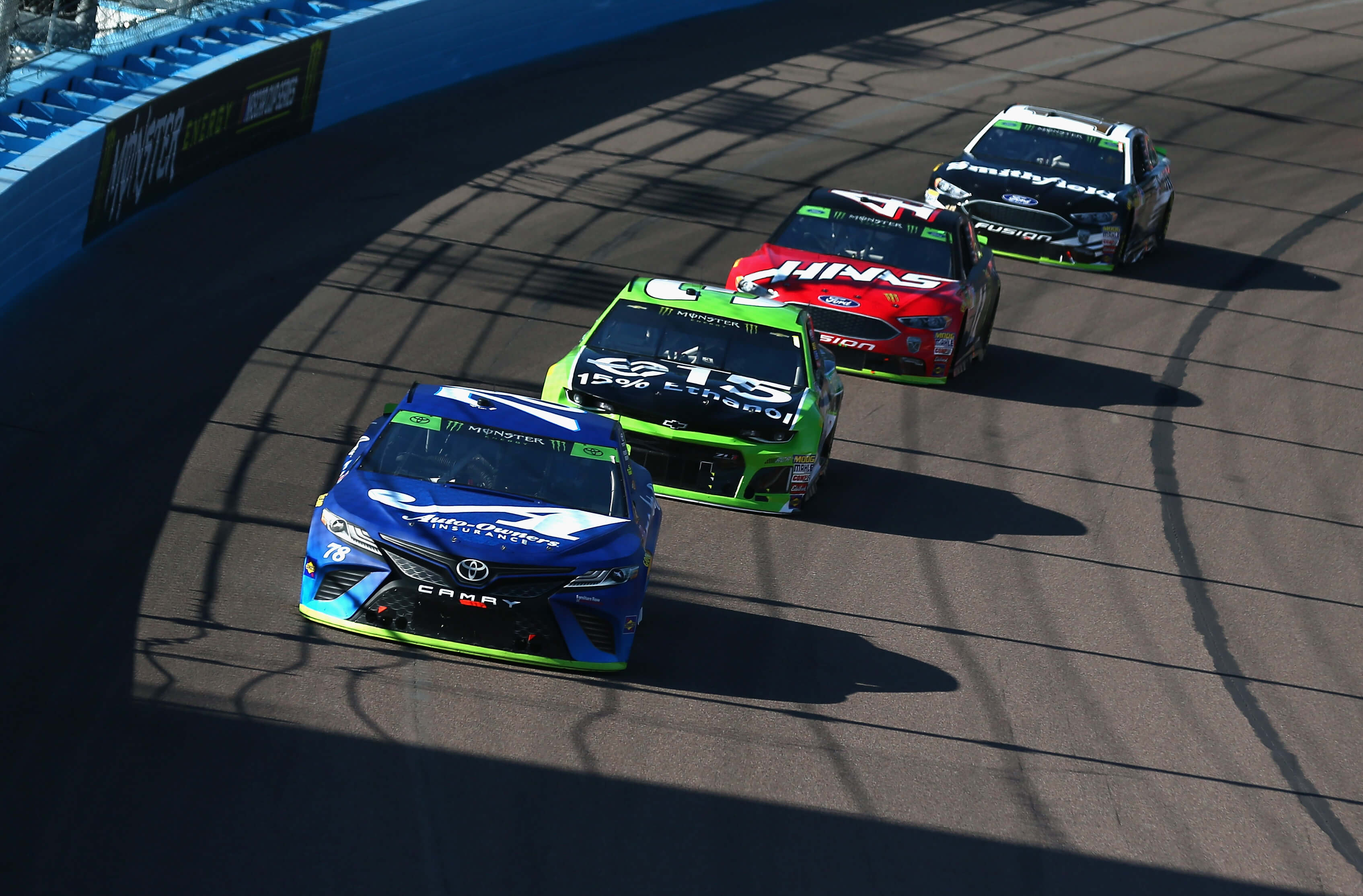 2019 NASCAR Drivers List: Team and crew chief pairings