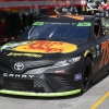 Martin Truex jr in the inspection line at Homestead-Miami Speedway