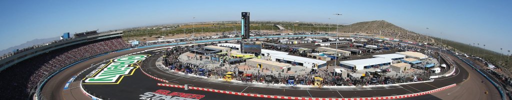 ISM Raceway will host the NASCAR finale in 2020; They need to fix it first