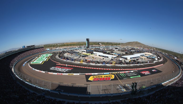NASCAR Cup Series at ISM Raceway