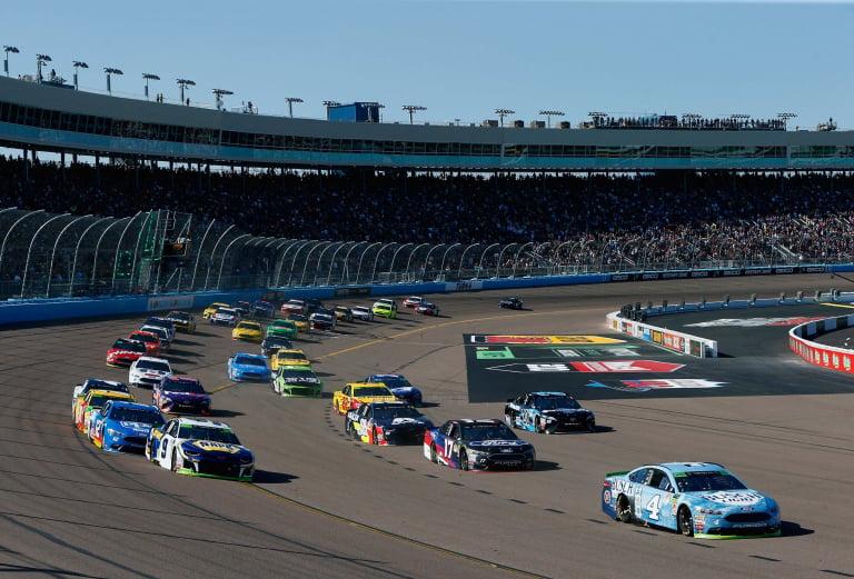 Phoenix Raceway track sponsor exits 2 years into 10 year deal