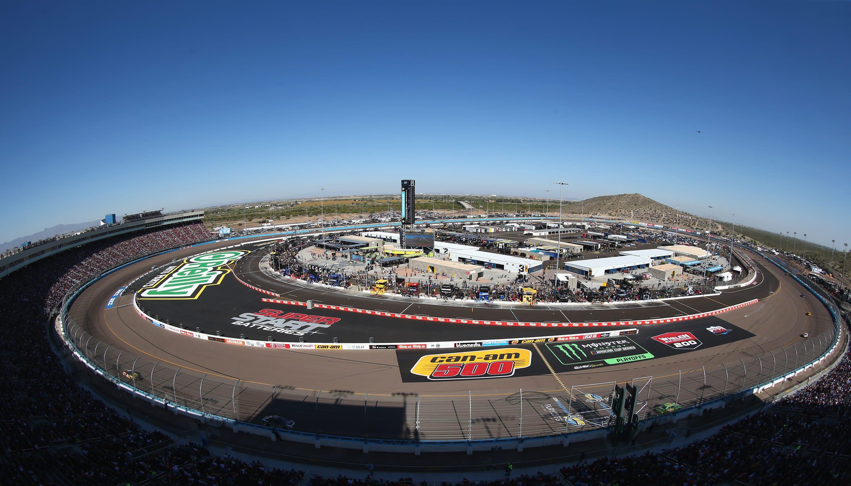 NASCAR Cup Series at ISM Raceway