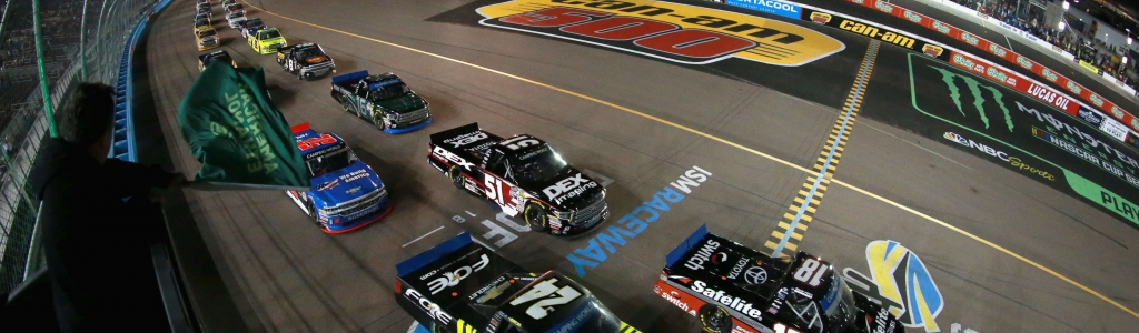 Phoenix Raceway Starting Lineup: November 6, 2020 (NASCAR Truck Series)