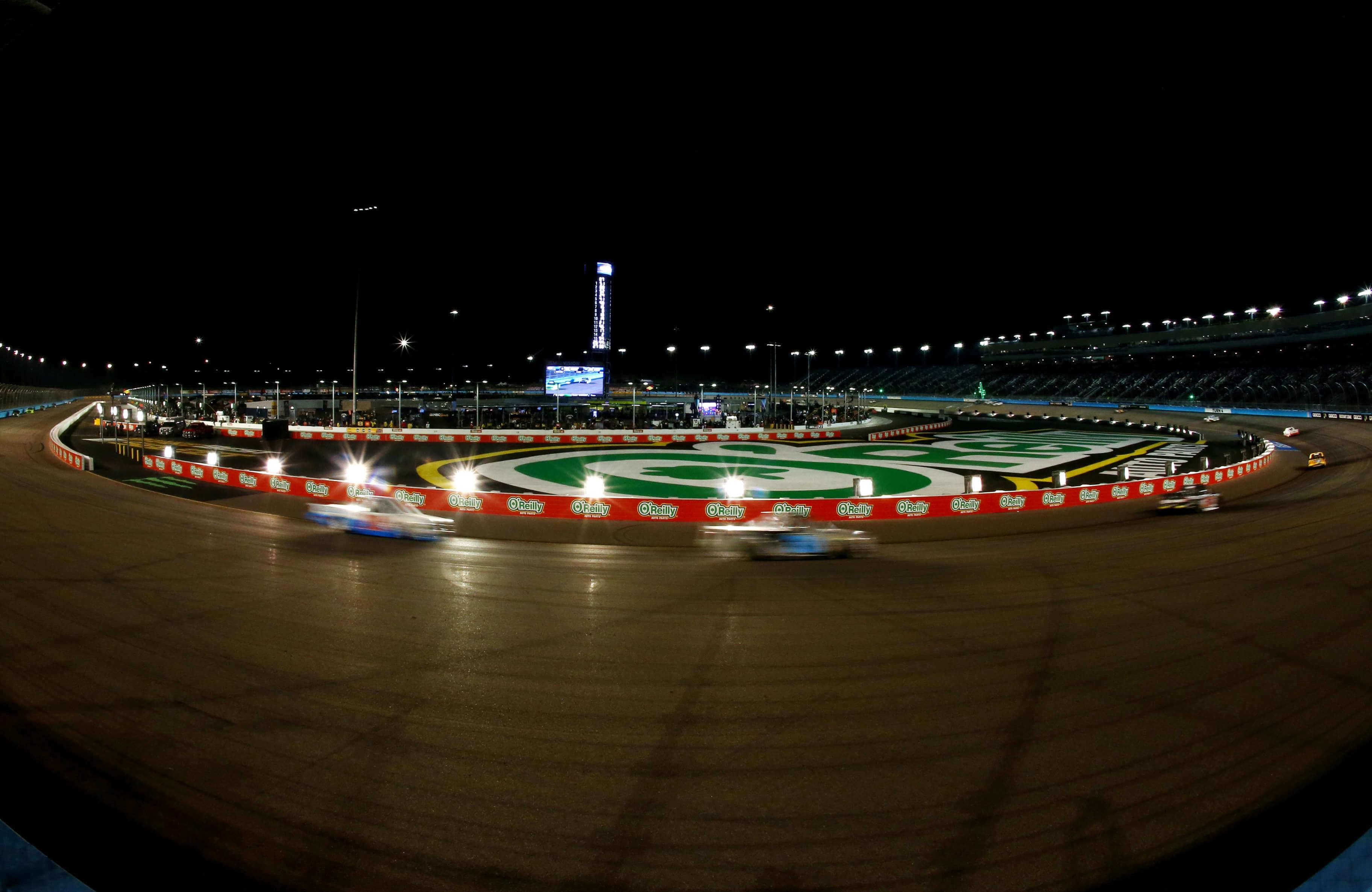 NASCAR Truck Series at ISM Raceway - Phoenix