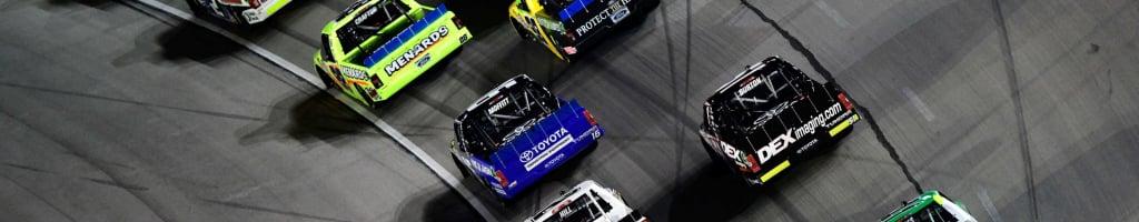 Texas Starting Lineup: October 25, 2020 (NASCAR Truck Series)