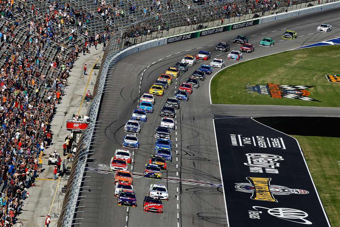 Texas Starting Lineup: March 2019 (NASCAR Cup Series)