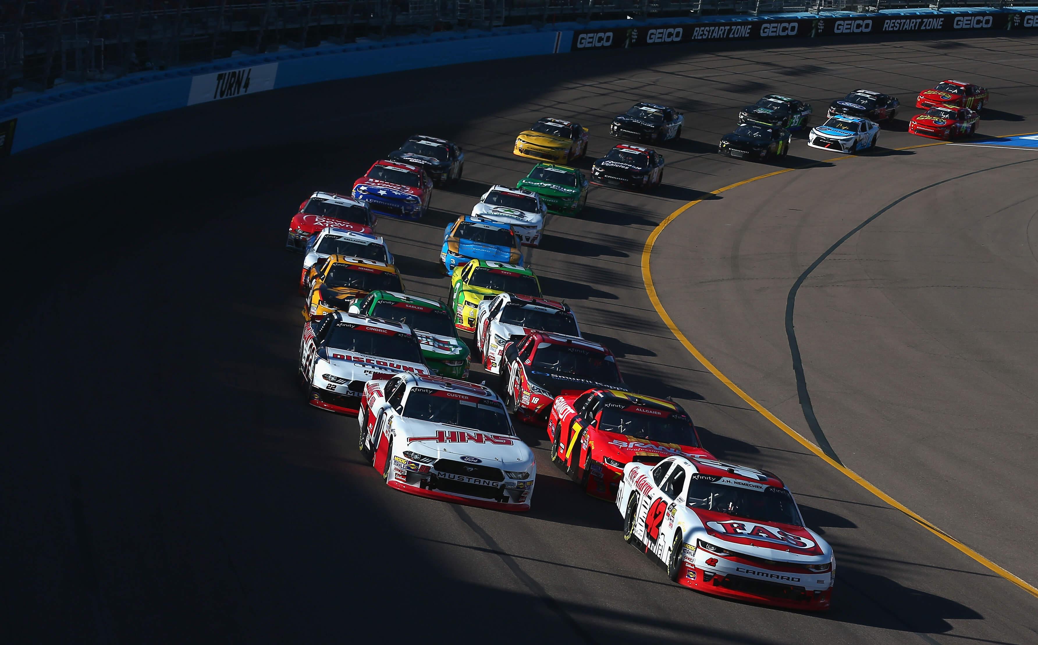 Phoenix Xfinity Race - Novemer 10, 2018 - NASCAR Xfinity Series