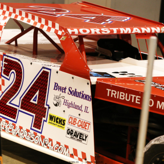 Shaun Horstmann throwback to Mike Harrison 2566