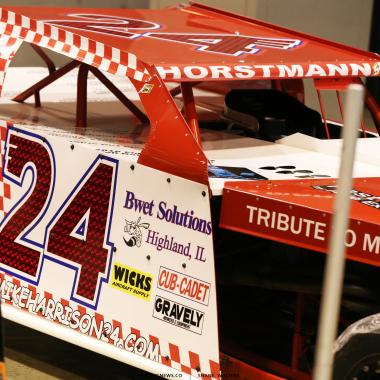 Shaun Horstmann throwback to Mike Harrison 2566