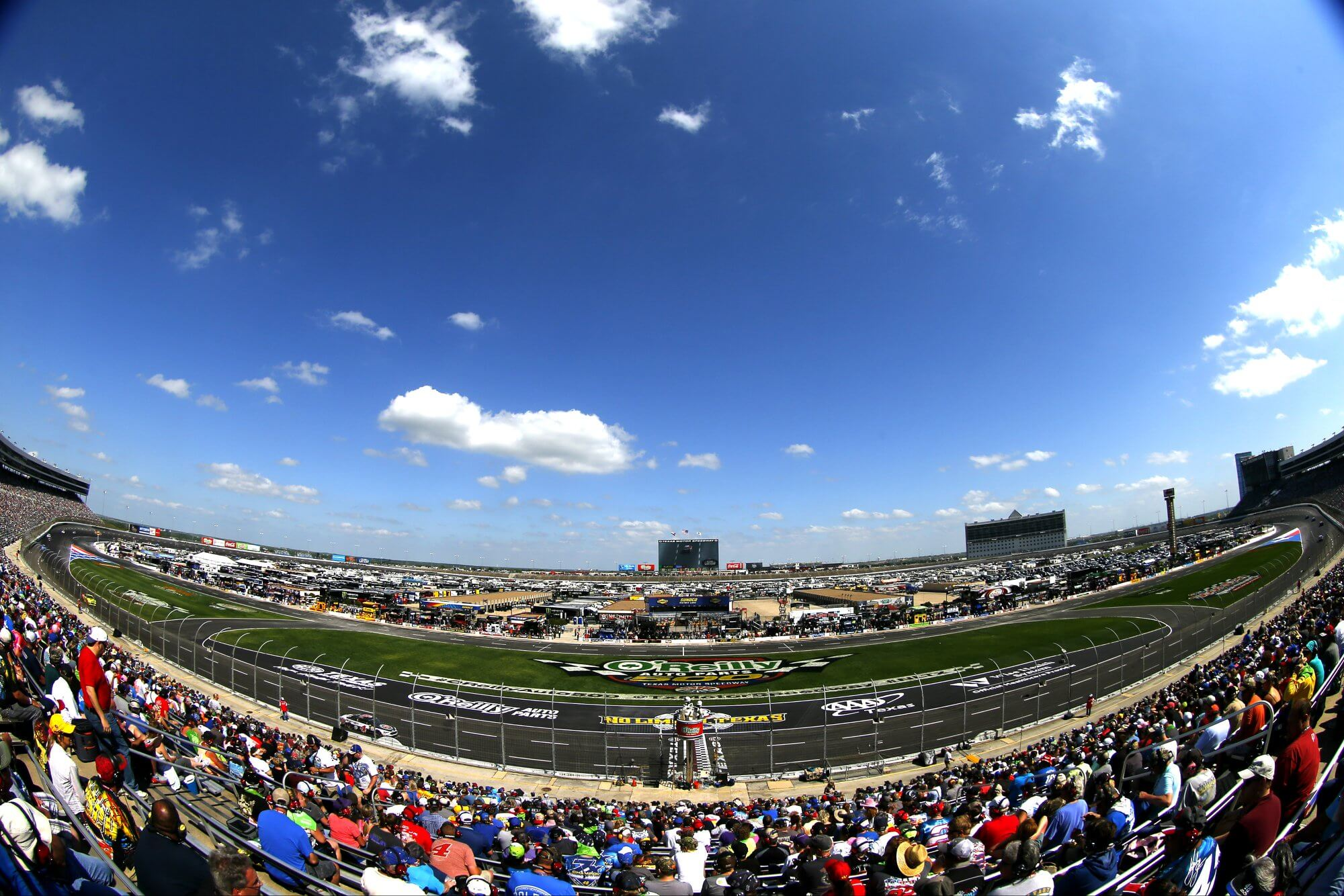 NASCAR fan dies from carbon monoxide poisoning following event at Texas Motor Speedway