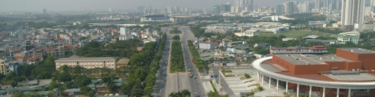 New F1 track in 2020: Vietnam Street Circuit (City of Hanoi)