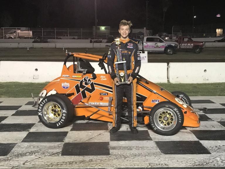 Adam Lemke - Racing Driver