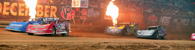 Gateway Dirt Nationals Results: Saturday, December 1, 2018
