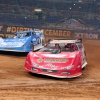 Bobby Pierce and Don O'Neal in the Gateway Dirt Nationals 5310