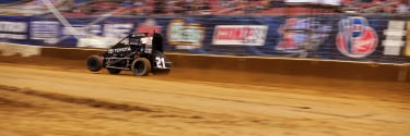 Christopher Bell compares the Chili Bowl and Gateway Dirt Nationals