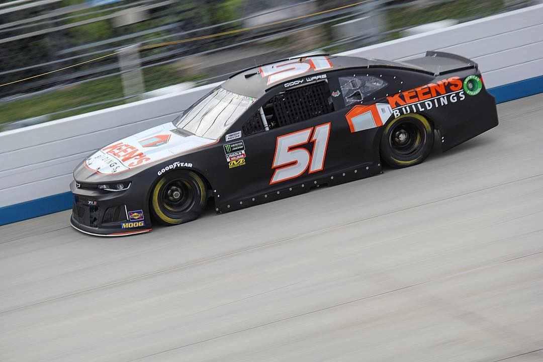 Cody Ware - NASCAR Cup Series