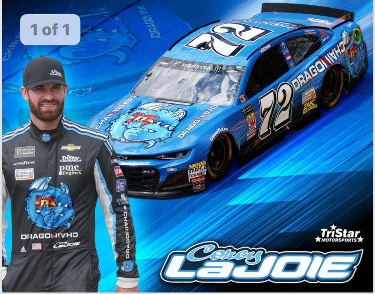 Corey LaJoie - Tri-Star Motorsports