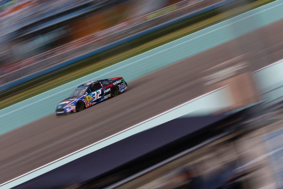 Go Fas Racing - Homestead-Miami Speedway