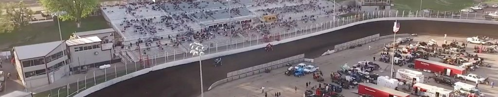 Huset's Speedway: Winner of 'The Race' will win the keys to the race track