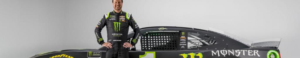 Kurt Busch to Chip Ganassi Racing in 2019