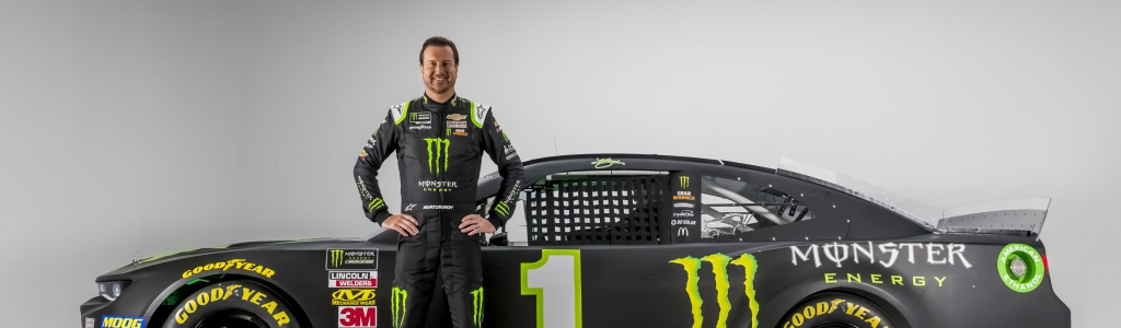Kurt Busch to Chip Ganassi Racing in 2019