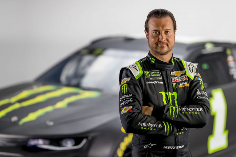 Kurt Busch to Chip Ganassi Racing #1
