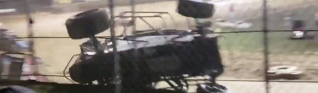 Logan Seavey details riding the fence for crash avoidance (Videos)