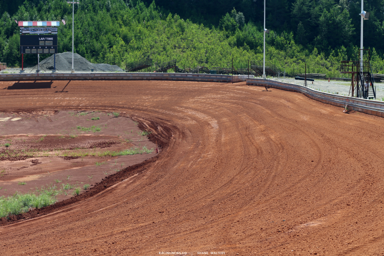 Mountain View Raceway - Banking 6786