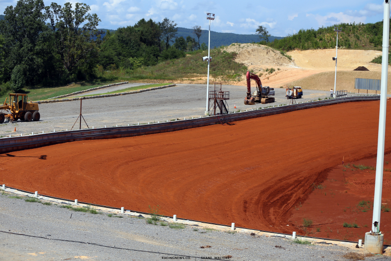Mountain View Raceway - Tennessee Dirt Track 6826