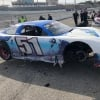 Stephen Nasse in the Snowball Derby at Five Flags Speedway