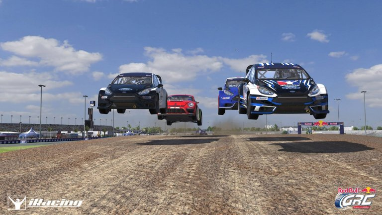 iRacing Red Bull Global Rallycross