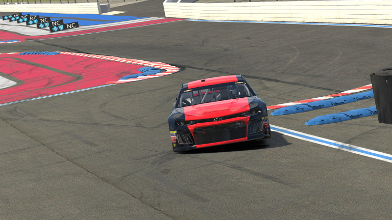 iRacing - The Charlotte Roval