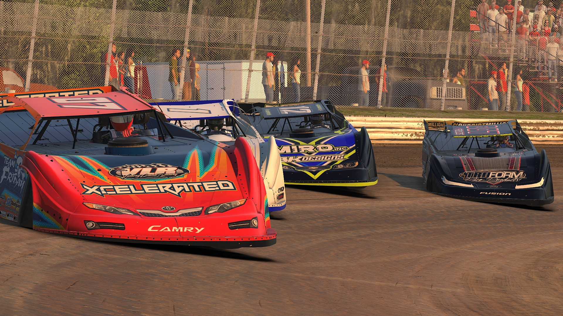 iRacing World of Outlaws Late Model Series