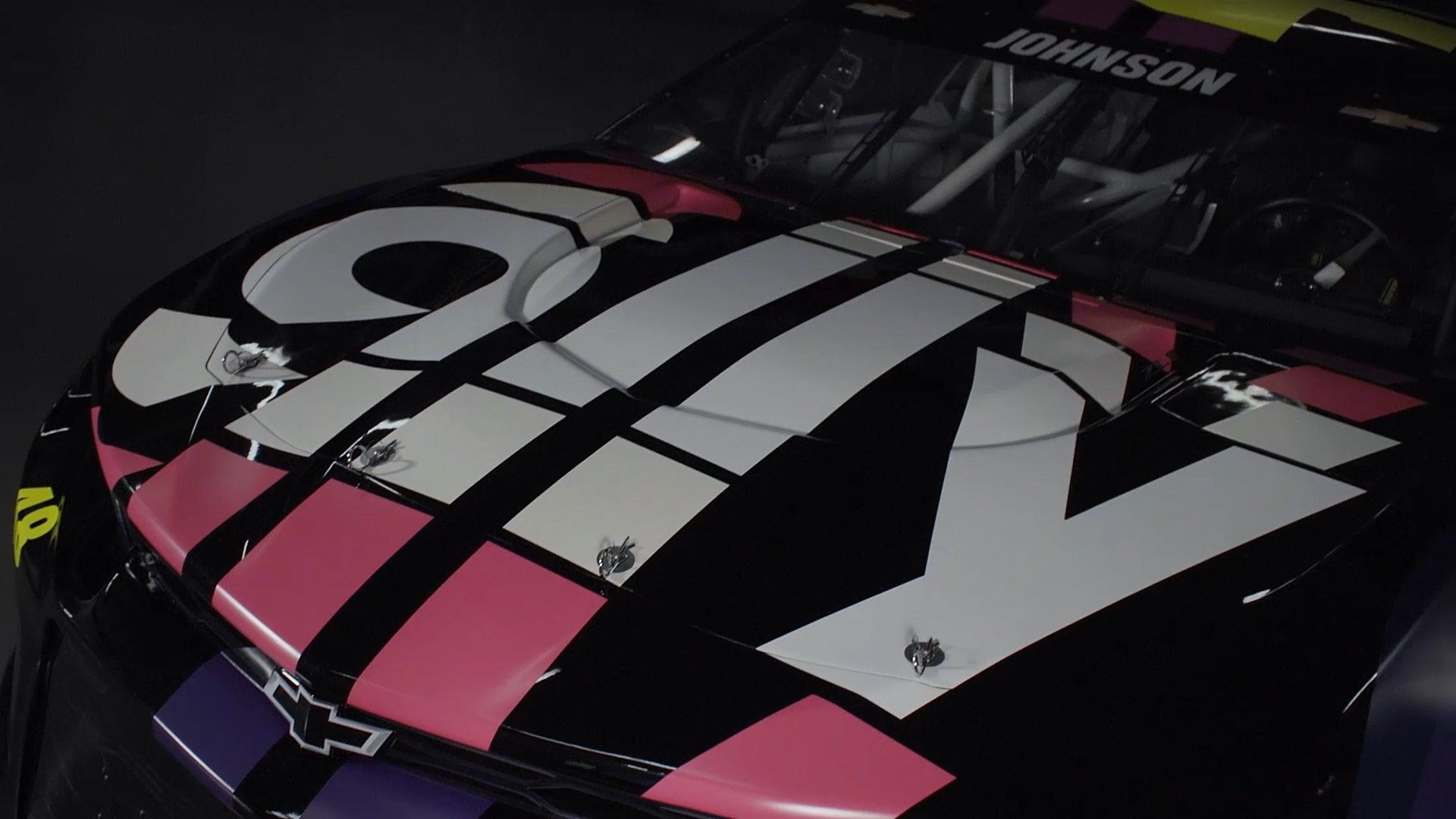 Nascar Racing Games >> Jimmie Johnson - 2019 Paint Scheme: Ally Financial (Video) - Racing News