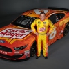 2019 Ryan Newman paint scheme - Oscar Mayer - Roush Fenway Racing
