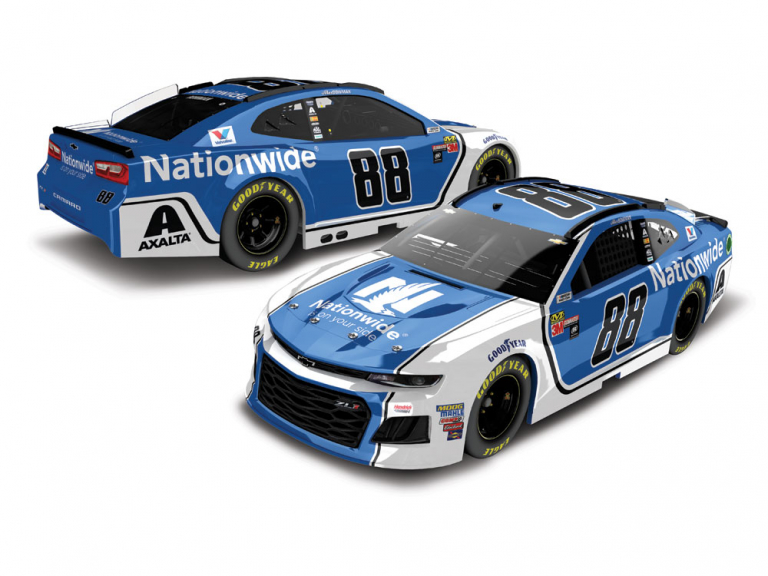 Alex Bowman - 2018 Nationwide die-cast