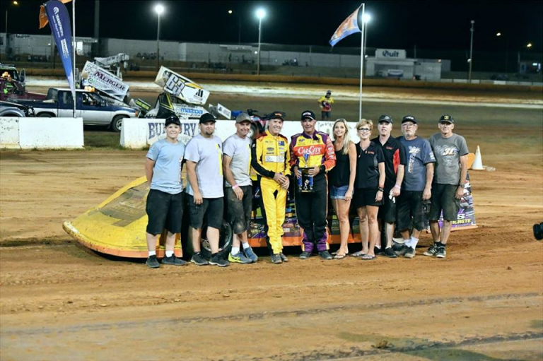 Billy Moyer wins in Australia
