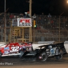 Bobby Pierce and Scott Bloomquist in the Wild West Shootout
