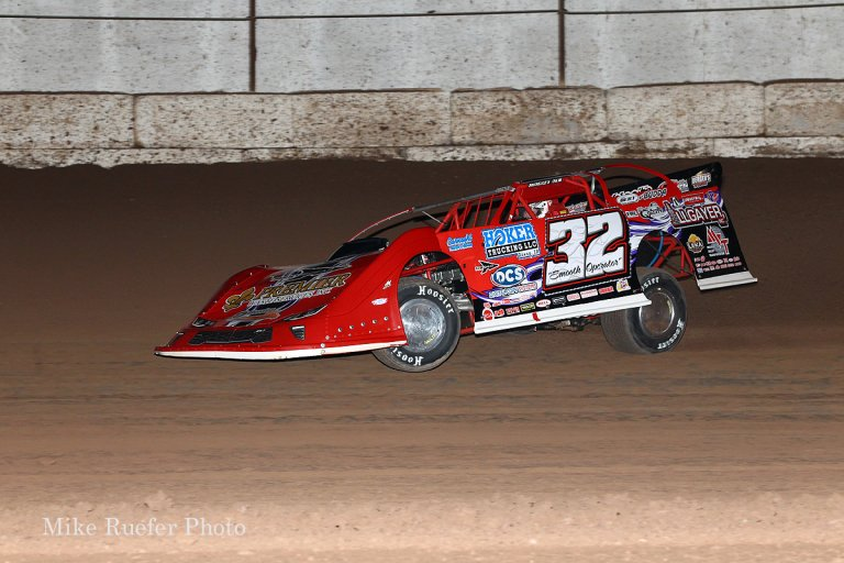 Bobby Pierce in the Wild West Shootout